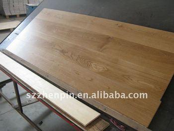 Beste prijs drie lagen plank eiken houten vloeren
