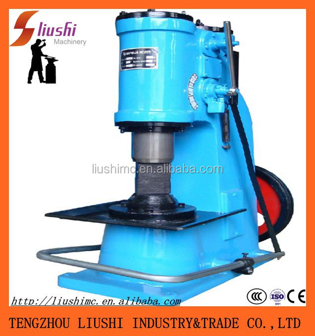 20KG Mini Pneumatic Power Forging Hammer
