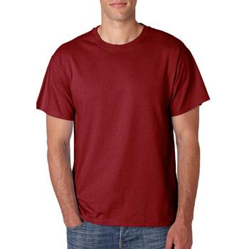 a69a07912 plain cotton men's t shirt round neck t-shirts