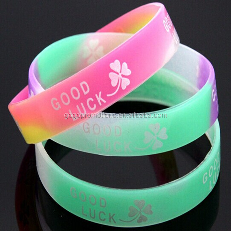 Customized Printing Silicon Hand Band,Company Promotional Silicone ...