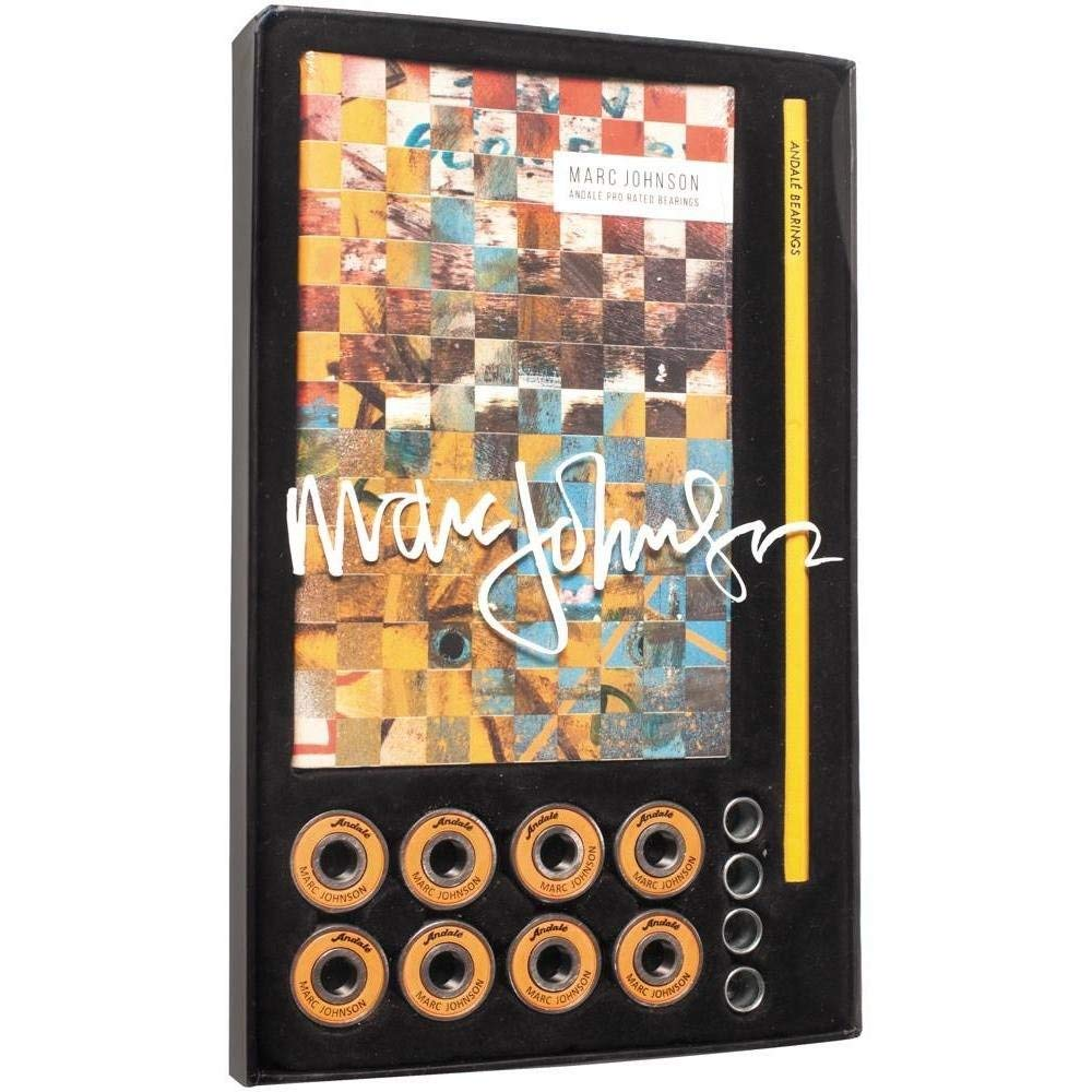 Andale Bearings Johnson Note Pad Precision Includes Free Sketch Book