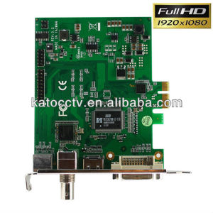 Clearance Sale--- 1080p PCI-e SDI DVI Ypbpr VGA Video Capture Device