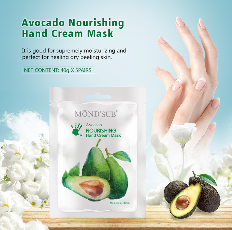 Oem Moisturizer Manicure Pack Lotion Glove Mask And Foot Whitening Moisturizing Hand Cream