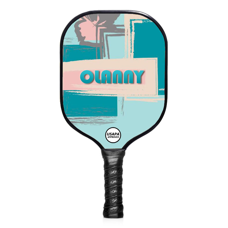 fast delivery customized packing pickleball paddle