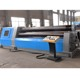 hydraulic CNC 4 roller sheet bending machine with double pinch&stainless steel pipe rolling machine