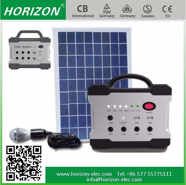 15W/18V solar panel energy generator with LED lamp lighting and FM Radio, MP3 port, Mobile Charge,solar panel system 1500w