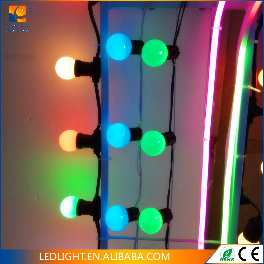 Outdoor Use Ip 67 Flat Round Rubber Cable 2 Wires Led Belt Light Wiring A Lamp Socket With Lamps B22 E27