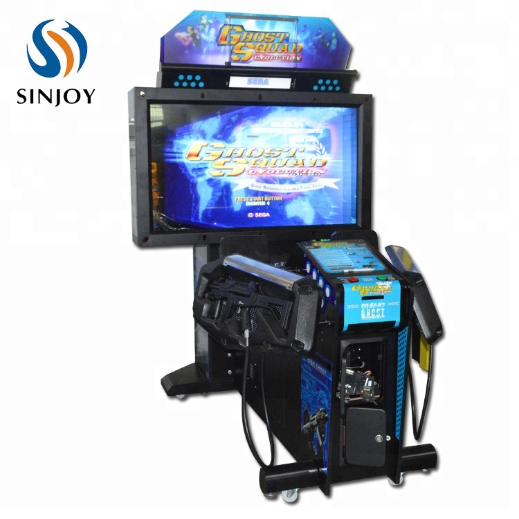 Indoor Arcade Shooting Machinethe House Of The Dead 4 Arcade Gun