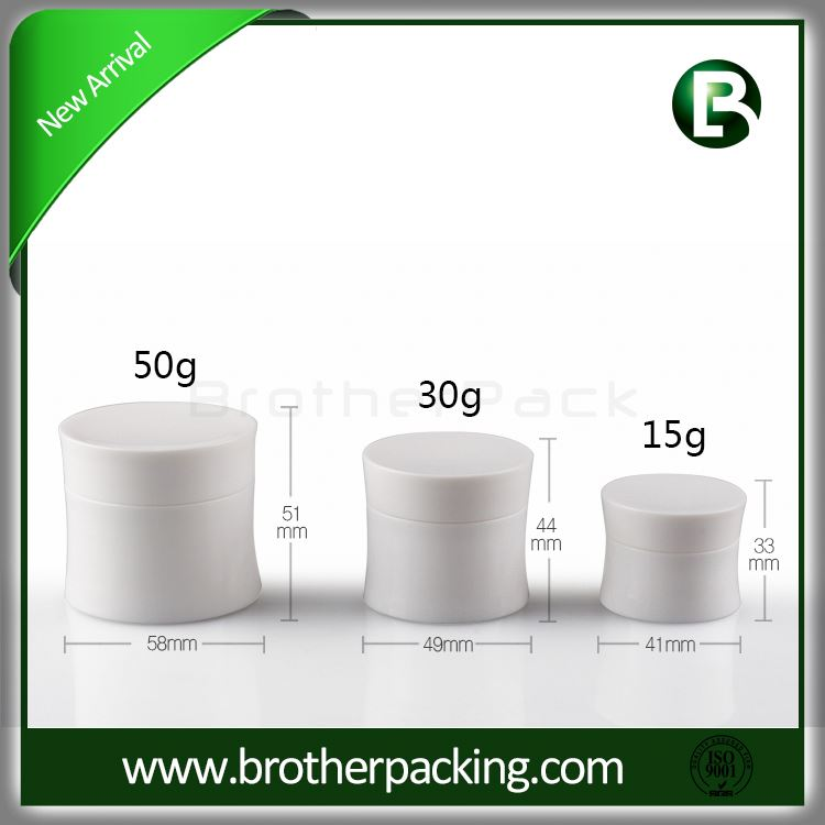 Professional Factory Supply Top Quality 250ml plastic jars flip top lids with good prices