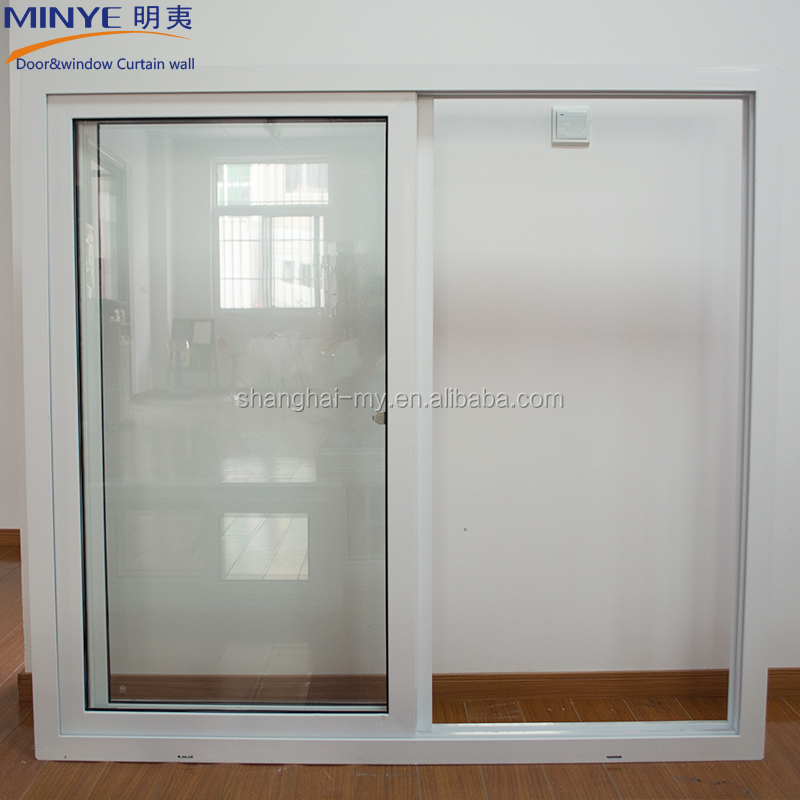 Cheap price window house pvc sliding windows for sale