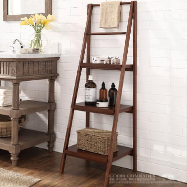 Wooden Shelves For Bathroom Wood Pcd Homes Corner