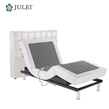 Single Size Fabric Cover Adjustable Bed Frames Wholesale - Buy ...