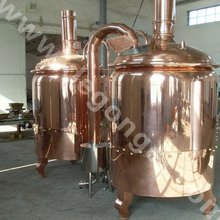 brewery / copper beer distillation equipment