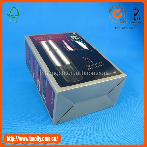 top sale make in chinasoft drinks packaging box