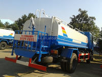 China Top Brand New Water Tank Truck,Water Bowser Truck - Buy ...