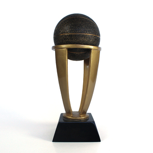 Resin sports Basketball award Trophy