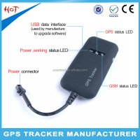Remote control gps tracking device for kids monitoring GT02A vehicle car tracker gps