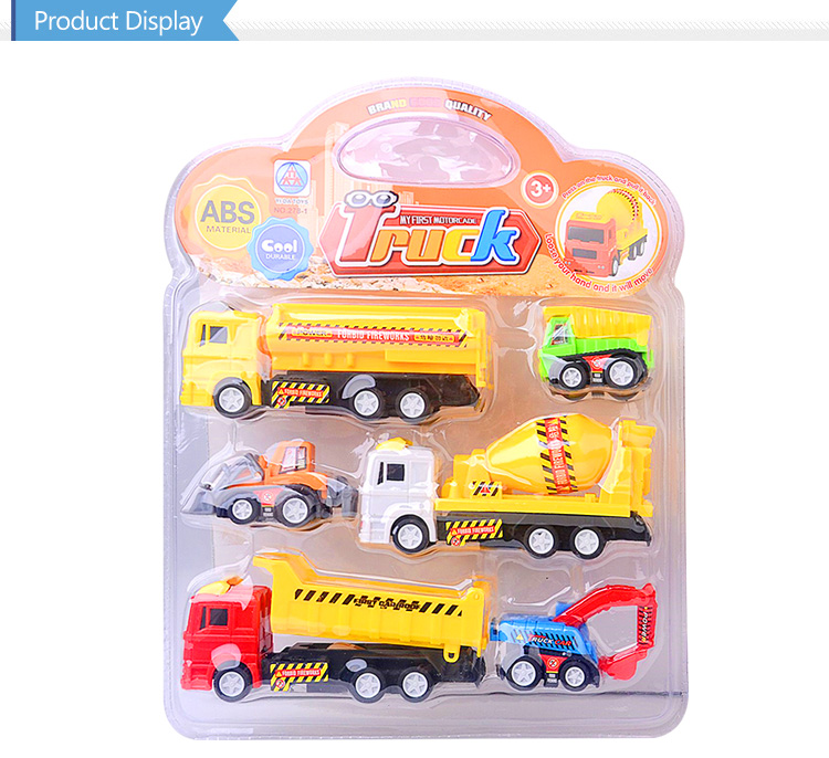 Safe Material plastic stuffed vehicle green garbage truck toy
