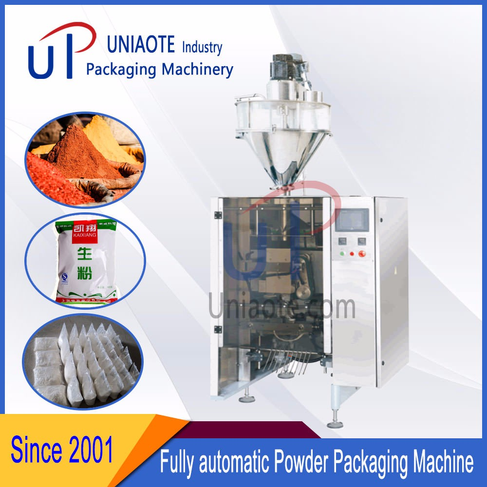 Smart Weigh Grain / Beans / Granule Vertical Form Fill Seal VFFS Packaging Machine with 10 Scales
