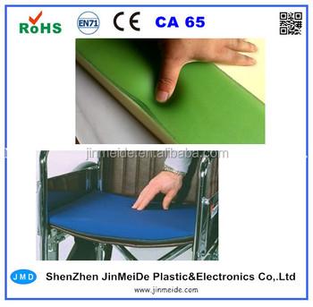 Wheelchair Seat Cushion Soft Gel For Office Chair