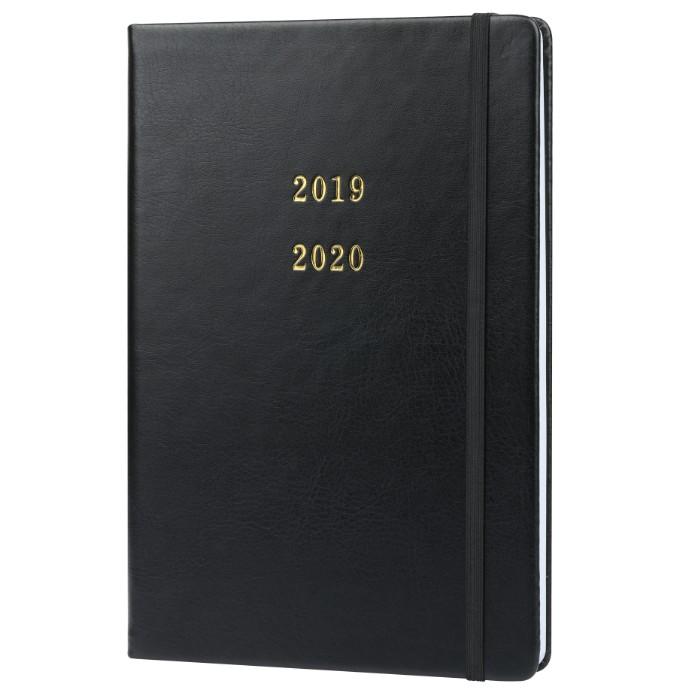 Personalizzato Pu caso di Ordinazione di Cuoio Notepad Stampa Notebook Hardcover