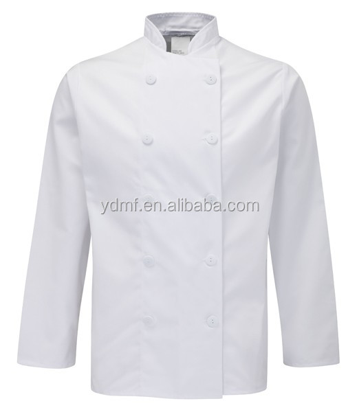 Executive chef uniform