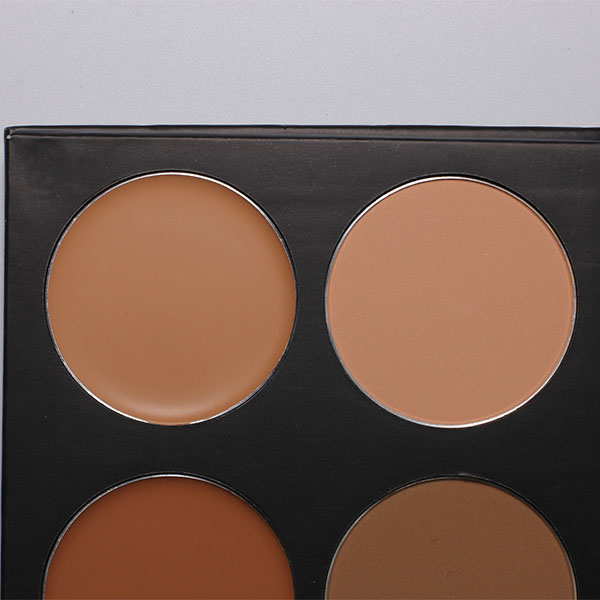 2 in 1 your own brand makeup bronzer highlighter makeup mineral powder foundation