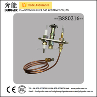 Factory-Outlet High Quality Gas Heater Parts Gas Pilot Burner