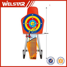 Shooting Games Plastic Shooting Target Archery Target Children's Training Exercise Bow and Arrow with Infreated