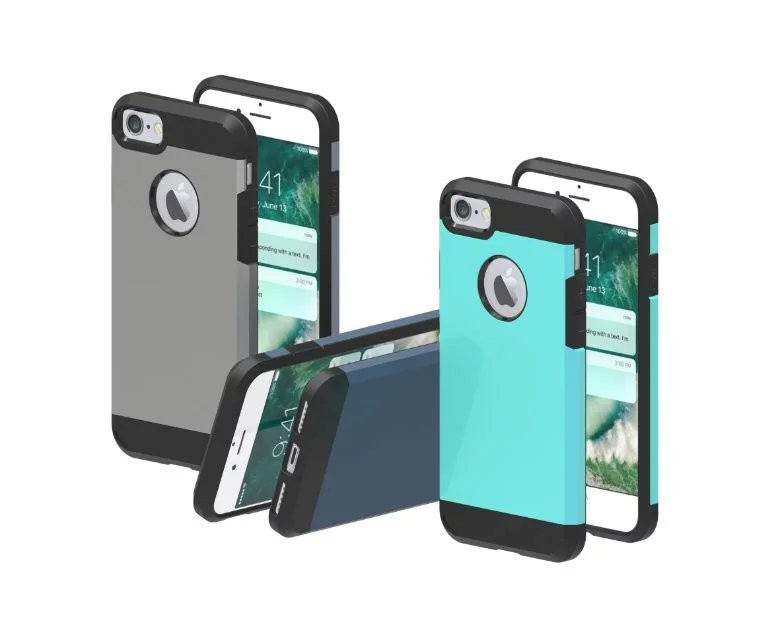 Kingly new launched rugged hybird case for iphone 7