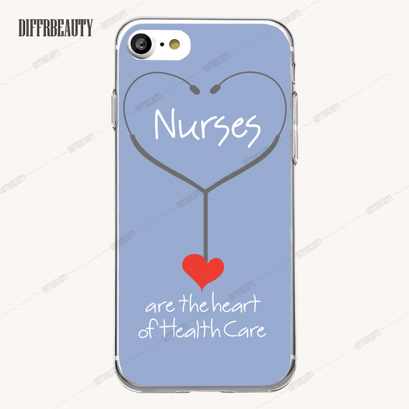 Phone Cases For Iphone X 8 6 S 7 6plus 5 New Lovely Doctor Teacher Occupation Musician Chef Diffrbeauty Blacksoft Cover Coque With A Long Standing Reputation Cellphones & Telecommunications