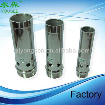 Ss304 material gushing swimming pool fountain nozzles 1 1 2 39 39 buy fountain nozzle water for Swimming pool fountain nozzles