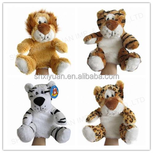 Wholesale Making Realistic Animal Hand Puppet Stuffed Panda Toy ...