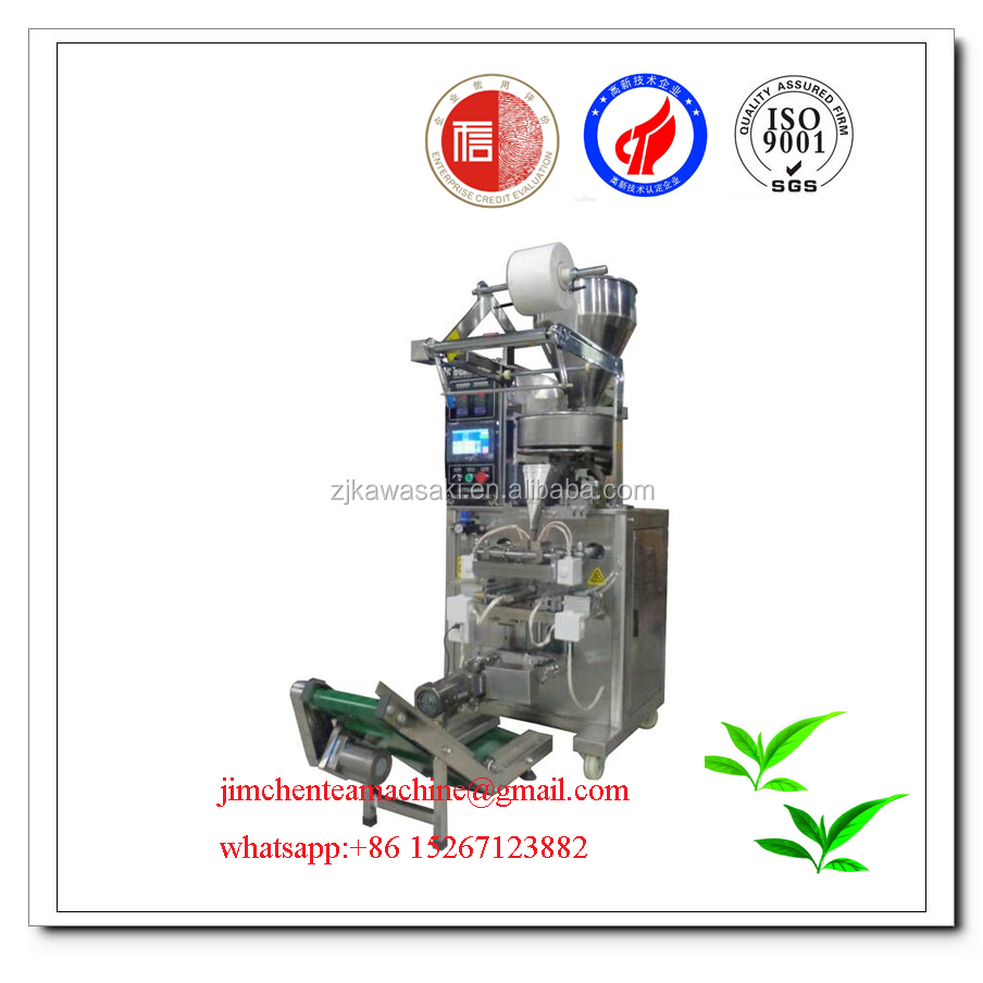 Double Chamber Teabag Automatic Packing Machine
