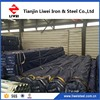 pre galvanized erw hot dipped galvanized steel pipe for fence post