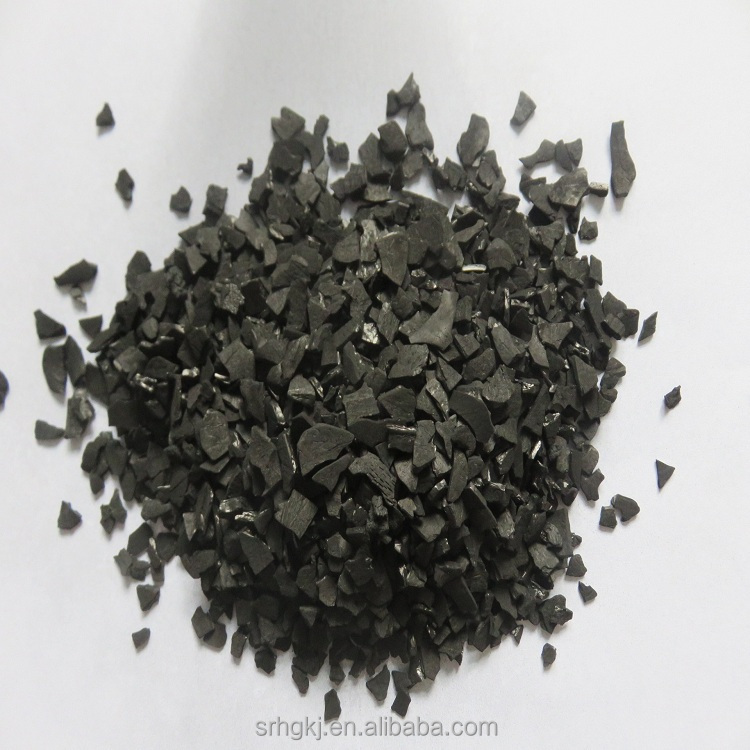 ShuiRun coconut shell food grade activated carbon for sale