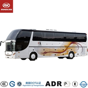 China supplier 49 seat luxury passenger coach tourist bus for sale