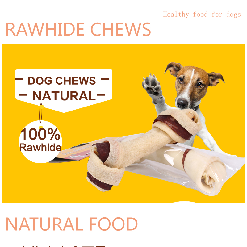 Natural Rawhide Dog Chews