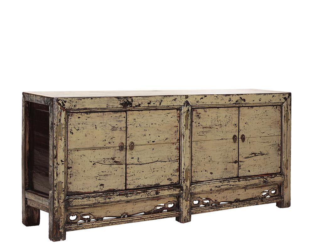 Chinois Antique En Bois De Recuperation De Style Peinture A La Main Vieux Buffet Armoire Meubles Buy Enfilade Ancienne Armoire Meubles Product On