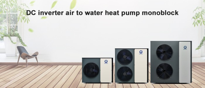 2019 Seeking business partners High efficiency air-to-water heat pump