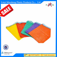 pp mesh bags with drawstring