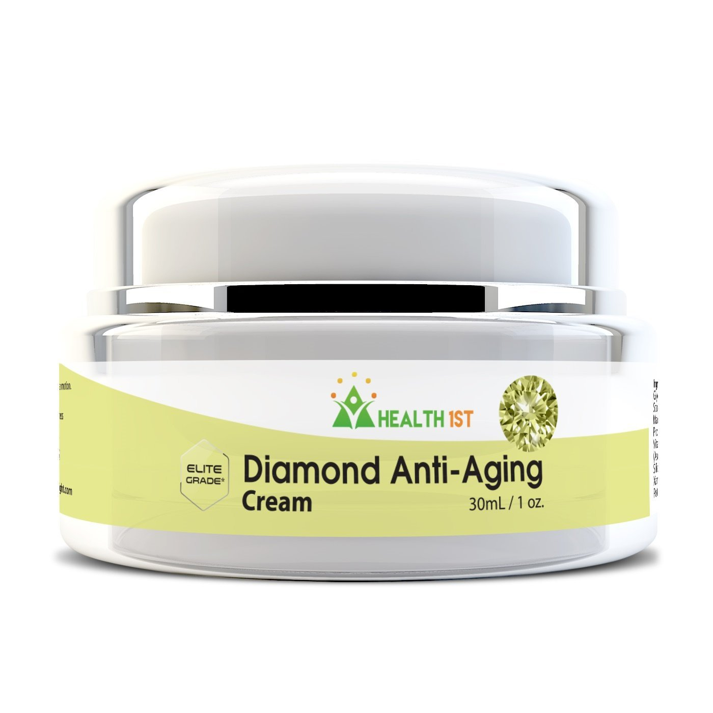 Health1st Diamond Anti-Aging Skin Care Fine Lines Wrinkle Face Cream 30ml
