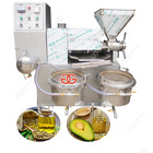Automatic Soybean Oil Mill Refining Processing Essential Oil Extracting Equipment Lemongrass Avocado Hemp Oil Extraction Machine