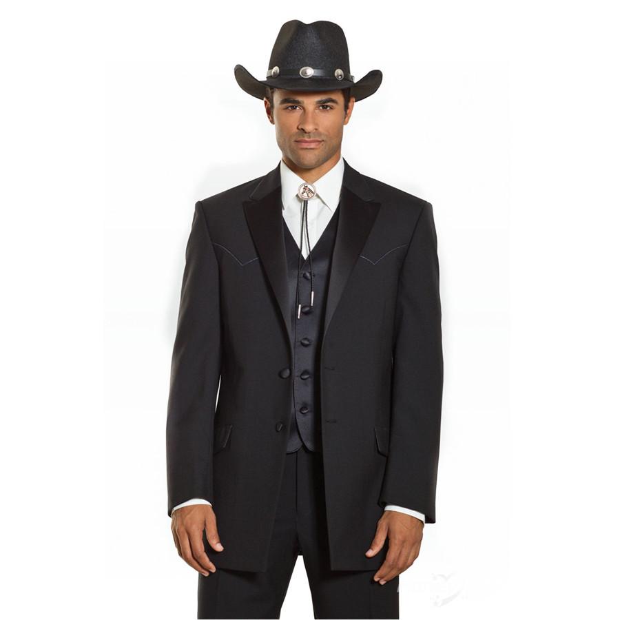 Buy Mens Next Tailoring 2 Piece Black Suit Groom Wear Wedding Suit ...
