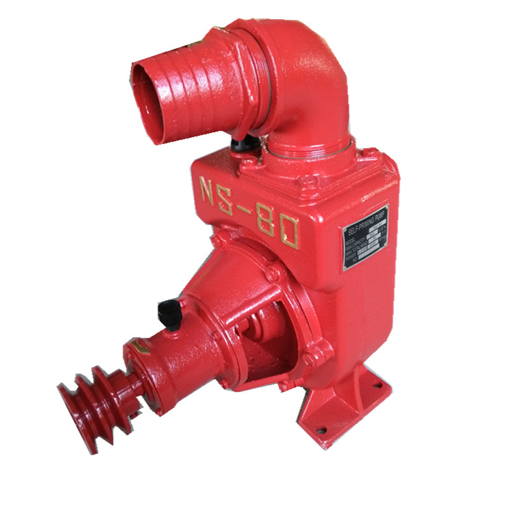 6 inch farm movable diesel engine driven water pump for irrigation