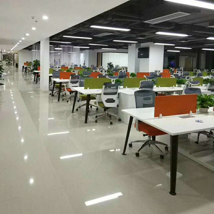 Factory Direct Supply Office Table And Chair Modular Office