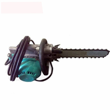 Cheap portable cordless hand electric chain saw wood cutting machine