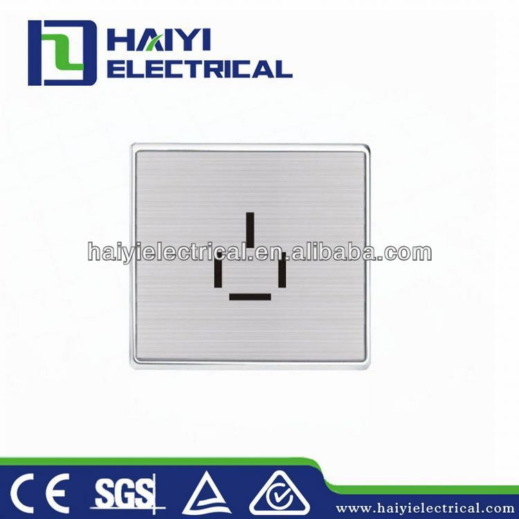 2013 Crazy Selling Ul Listed Wall Socket