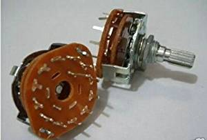 HOT SALE!!! BARGAIN PRICE!!! 6,Rotary Switch 1 Pole 12 Position Non-Shorting,12P in Business