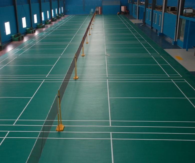 Multipurpose sports flooring gym floor volleyball floor for Indoor basketball flooring prices